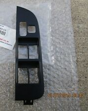 98-02 TOYOTA COROLLA DRIVER MASTER POWER WINDOW SWITCH BEZEL TRIM BLACK OEM NEW