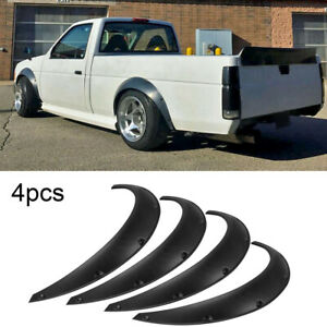 """Fender flares For Nissan Hardbody D21 Extra Wide Body Kit Wheel Arches 5.3"""""""