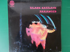 BLACK SABBATH PARANOID LP   ORIGINAL 1970 VERTIGO 6360 011 ITALY SUPER LOOK
