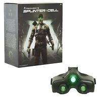 Splinter Cell - Sam Fisher's Ultra High-Frequency Sonar Goggles Replica New