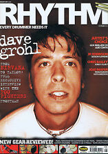 DAVE GROHL / LUIS CONTE / JR ROBINSON / JOJO MAYERRhythm  August2001