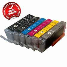 6pk PGI270XL CLI271XL PGI-270 XL w/Gray Ink For Canon PIXMA MG7720 TS8020 TS9020