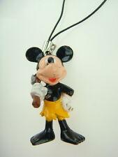 Disney Primitive Mickey Mouse Figure Phone Charm Strap