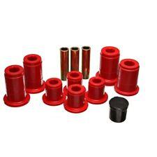 Energy Suspension 4.3168R Control Arm Bushing Set For 01-10 Mazda B2300 NEW
