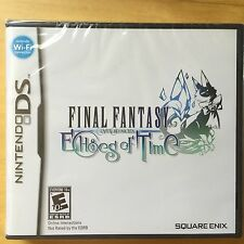 Nintendo DS Final Fantasy Crystal Chronicles Echos of Time (NEW)