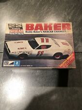 Mpc Buddy Baker Nascar Charger Chassis No Body Parts Read! 1/25 Scale Vintage