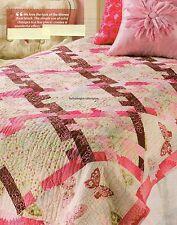 Pink & Pretty Quilt Pattern Pieced JH