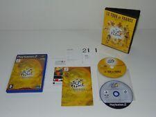 Le Tour de France Centenary Edition + Bonus DVD - Sony PlayStation 2 PS2 PAL