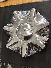 VELOCITY VW750 CENTER CAP WHEEL CHROME CAPS  MCD8140YA02 WHEELS
