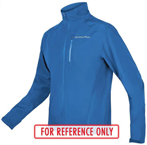 Endura Hummvee Waterproof Jacket - Medium - Blue