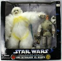 VTG Luke Skywalker vs. Wampa - Star Wars: Collector Series - Kenner