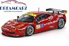 BBR Ferrari 458 Italia GT2 GTE  1/43 BBRC124 - 250 pcs worldwide