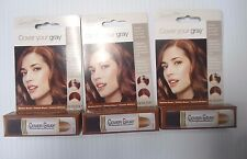 Cover Your Gray - Touch-Up Stick - Color Medium Brown (3 Pieces)