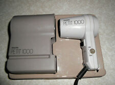 Philips Petit 1000 Hair Dryer Grey Travel Size Model HP 4310
