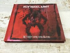 New Model Army - Between Wine and Blood  rare Ltd signed Autographed 2 x CD  New