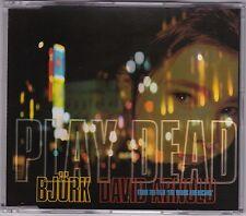 Bjork And David Arnold - Play Dead - CD (5 x Track 1993 Island)