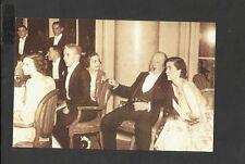 Nostalgia Postcard Celebrating  Premiere Of Charlie Chaplin's City Lights 1931