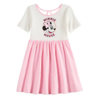 Disney's Minnie Mouse Toddler Girl Skater Dress by Jumping Beans, Size 4T