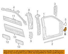 FORD OEM F-150 Aperture Panel Inner Rail Lower Insulator Left 9L3Z15023A61B B4