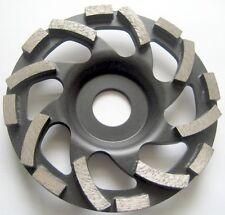 Diamant-Schleifteller Schleiftopf gebog. Segment 130/25,0 mm für Protool RGP 130