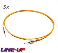 5x Reparaturleitung Einzelleitung Pin Kabel wie 000979035E Audi VW BMW Mercedes