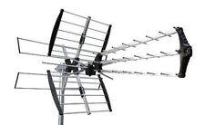 Stellar Labs 30-2440 VHF / UHF HDTV 60 Mile Fringe Yagi Antenna