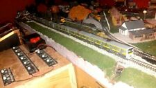 N GAUGE KATO 10-1461 CHUO SOBU LINE 6 CAR PASSENGER TRAIN AND BONUS LED LIGHTS