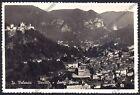 VERCELLI VARALLO 202 SACRO MONTE - VALSESIA Cartolina FOTOGRAFICA viaggiata 1949