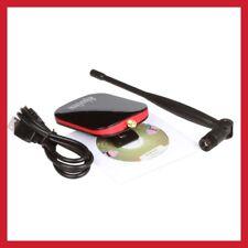 PARABOLE ANTENNE INTERNET EXTENSION RESEAU SIGNAL USB AMPLI WIFI 36 DBI SANS FIL