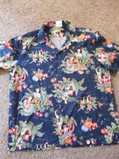 3495514e Disney Hawaiian Casual Shirts for Men for sale | eBay