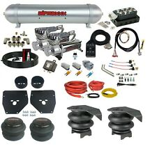 Complete Air Ride Suspension Kit 1973-87 GM C10 Accuair Vu4 AVS SwitchBox square