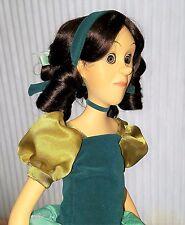 """Limited Ed 5000 Porcelain Disney Doll Cinderella WICKED SISTER DRIZELLA  NIB 19"""""""