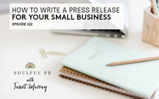 Write your press release on any topic, product or event
