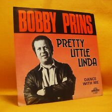"7"" Single Vinyl 45 Bobby Prins Pretty Little Linda 2TR 1980 (MINT) MONOPOLE !"