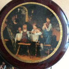 Spieldose Musikdose Beim Abendgebet Franz von Defregger mit Zertifikat