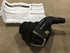 Shimano Twist 3 speed Bicycle Shifters