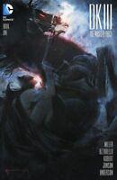 BATMAN DARK KNIGHT III #1 DKIII BILL SIENKIEWICZ EXCLUSIVE HYPNO VARIANT!