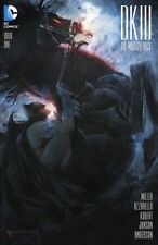 BATMAN DARK KNIGHT III #1 DKIII BILL SIENKIEWICZ EXCLUSIVE HYPNO VARIANT!