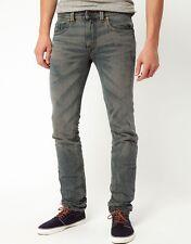 DIESEL THAVAR 0807C Skinny Jeans W29 L30 100% AUTENTICO