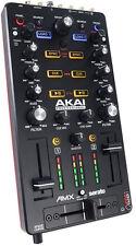 AKAI AMX Controller Midi usb e interfaccia audio per serato