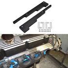 Black Spark Plug Wire Looms Separator Holder For Chevy Sbc Bbc 302 350 V8 Engine