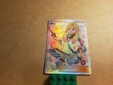 Pokemon Trading Card Lost Thunder Mina Trainer Supporter Full Art 211/214