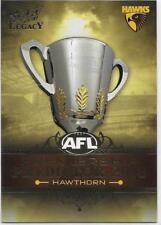 2018 Select Legacy HAWTHORN (PP19) Gold Premiership Predictor 034/180