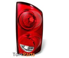 Dodge Ram Tail light 2007 2008 2009 1500 2500 3500 Passenger Side