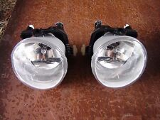 Genuine Isuzu MU-X fog lights spot 2013 to 2016 pair