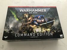 Warhammer 40,000 Command Edition Brand New, Unopened