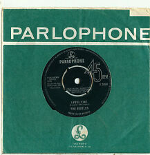 the BEATLES I Feel Fine / She's a Woman 1964 UK PARLOPHONE MINT- VINYL SINGLE 7""