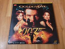 James Bond- 'Golden Eye' Laser Disc- Pierce Brosnan