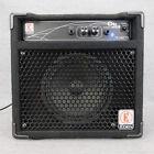 Eden Nemesis EN8 Micro Bass Amplifier 25W Max 1x8 Clean Working Looks Unused for sale