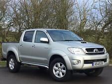2011/60 Toyota Hilux Invincible 3.0 D-4D Pick-Up *FULL SERVICE HISTORY*-*NO VAT*